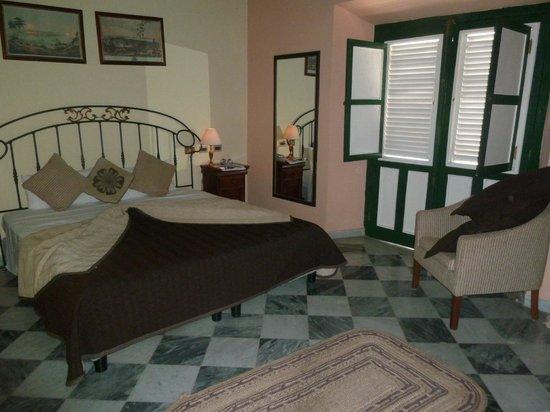 Hotel Florida: chambre n° 10 au 1er étage