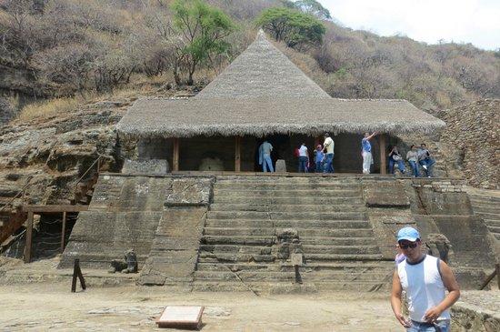 Templo Caucalli : Le Cuauhcalli