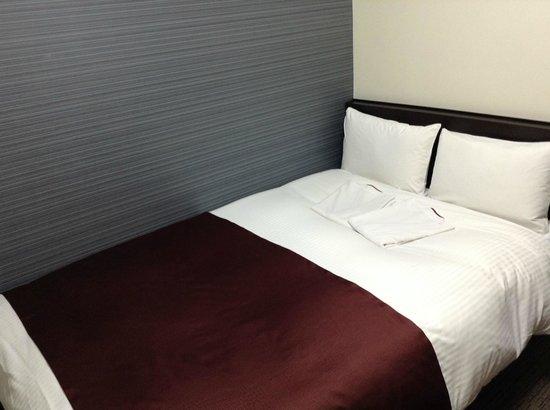 Hotel MyStays Nippori : semi double bed