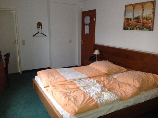 Hotel Engelbertz: Room 473