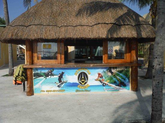 Jetovator Cancun