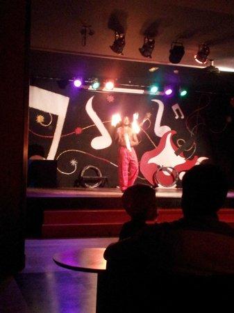 Hotel Elba Carlota : Entertainment