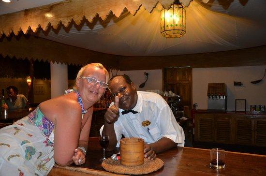 Sandies Tropical Village: altijd goed gezind en een enorm gevoel voor humor