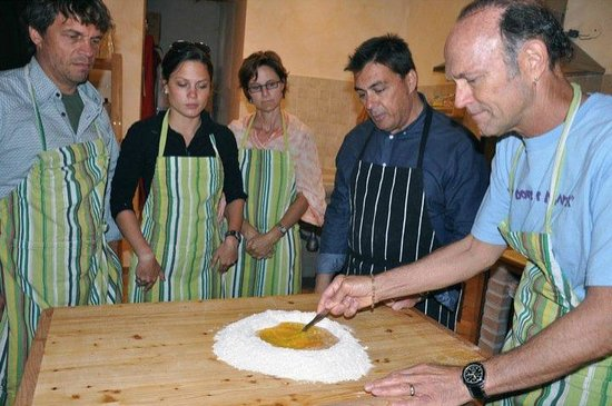 Convivio Rome Italian One Day Cooking Holidays : Convivio Rome: Guido