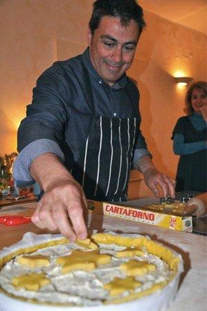 Convivio Rome Italian One Day Cooking Holidays : Convivio Rome : Guido