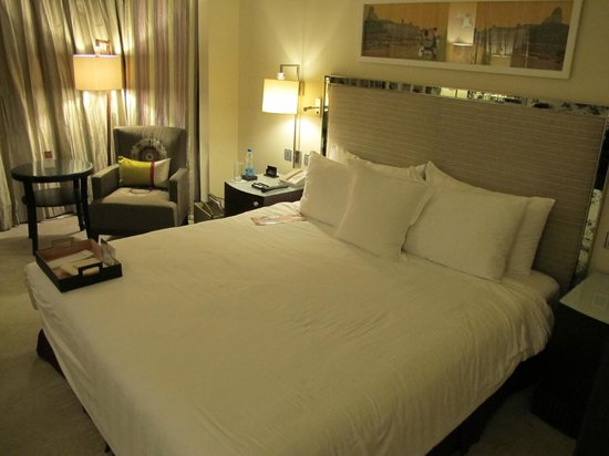 ITC Maurya, New Delhi: Very comfortable rooms