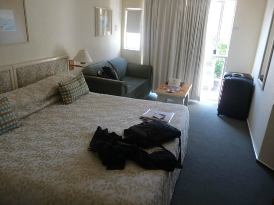 Windsor Hotel & Apartments : chambre standard