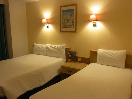 Holiday Inn Express Earls Court: 部屋