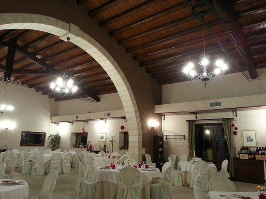 Silva Suri: sala ristorante