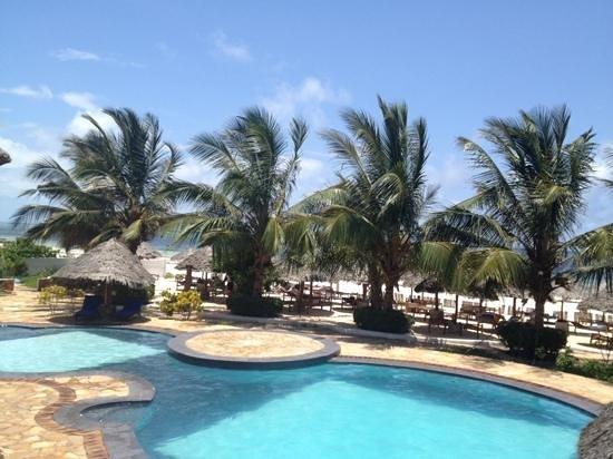 Waridi Beach Resort & Spa: vista bungalow