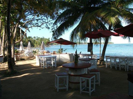 Playa Punta Popy, Las Terrenas