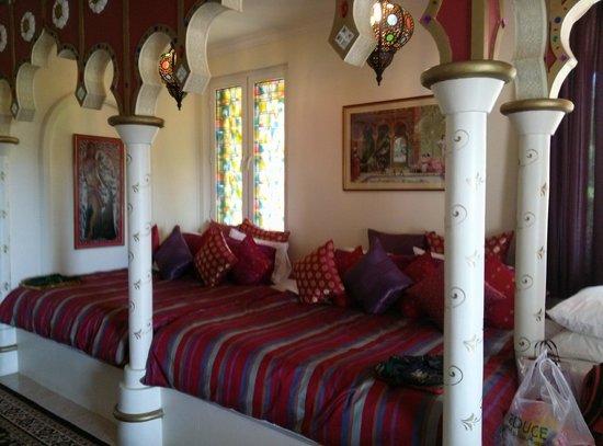 Tempat Senang Resort: our room!