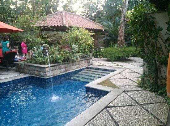 Tempat Senang Resort: swimming pool