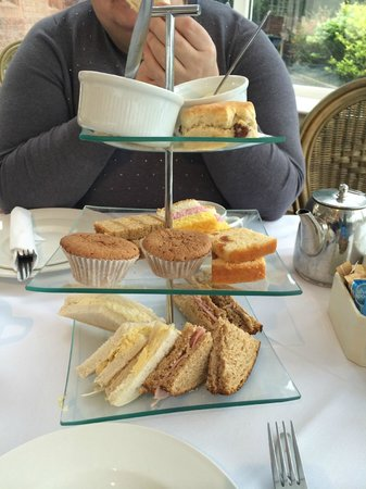 Himley Country Hotel : Afternoon tea