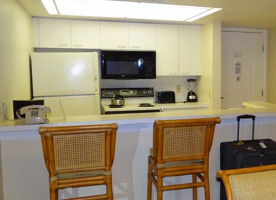 Silver Lake Resort: Cozinha completa