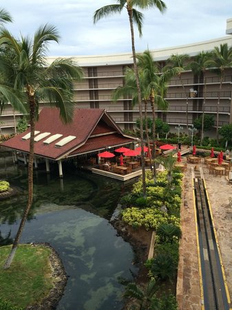 Hilton Waikoloa Village Cantina Bar And Restaurant