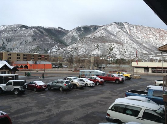 Glenwood Springs Inn : amazing view