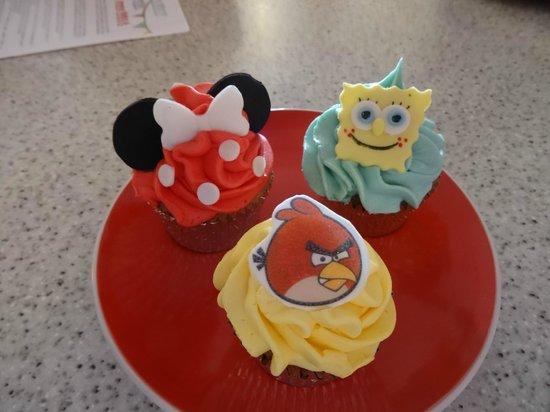 Cafe Creme: cupcakes