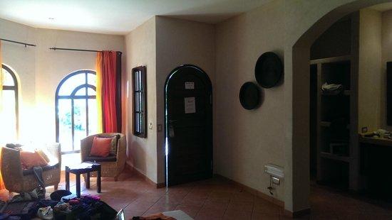 Manala Hotel : Inside Bungalow 4