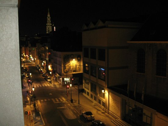 Bedford Hotel & Congress Centre: Вид из окна