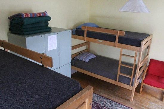 White Mountains Hostel: dorm room