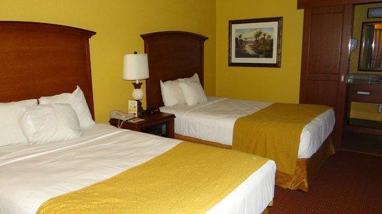 Rosen Inn at Pointe Orlando: quarto