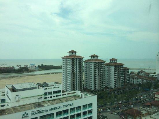 Hatten Hotel Melaka: View from room