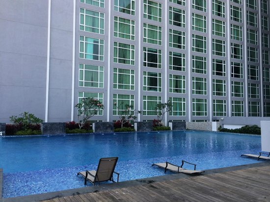 Hatten Hotel Melaka: Nice pool to be back for
