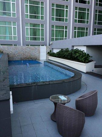 Hatten Hotel Melaka: Wading pool