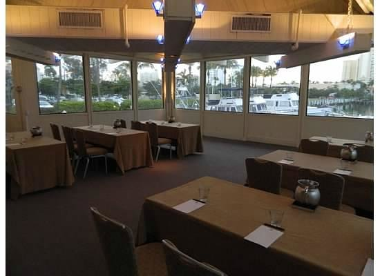 Hyatt Regency Sarasota: Boathouse/meeting space