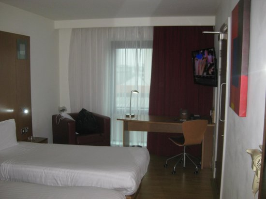 pentahotel Birmingham: Bedroom