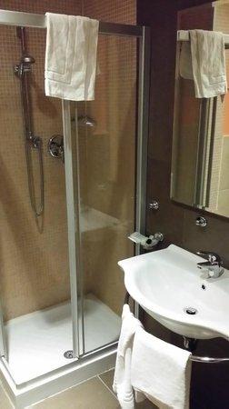 Hotel Mediterraneo : Bagno