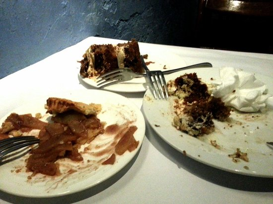 China House: So dissapointed. Your cakes and pies are no longer as good as they were. Service was even worse.