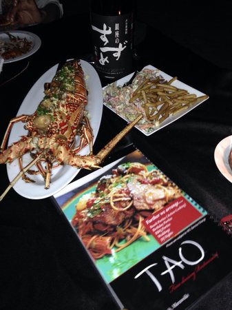 Tao: Best lobster ever!!!!!