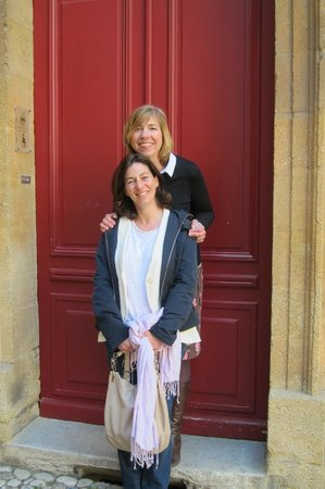 Tastes of Provence - Tours : Thank you, Jennifer and Mathilde!