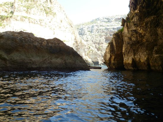Blue Grotto (Il-Hnejja) : Blue Grotto