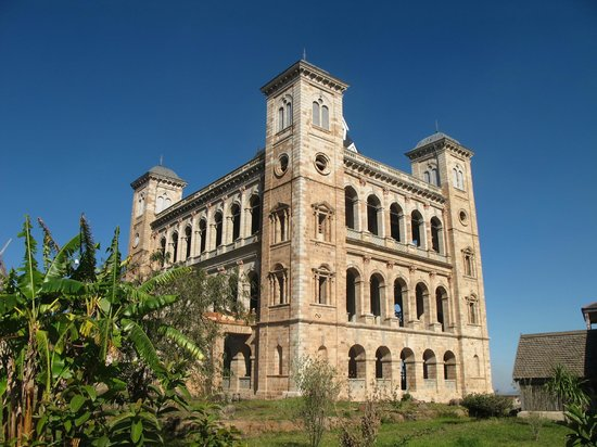 Rova - Le Palais de la Reine : Настоящий дворец!