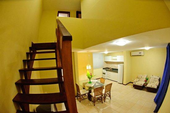 Solar Pipa Aparthotel: Apartamentos espeçosos.