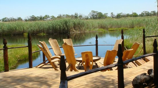 Sanctuary Baines' Camp : Lounge