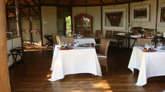 Sanctuary Baines' Camp : Restaurant