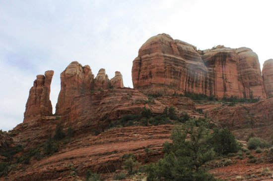 Sedona Real Inn and Suites : Red Rocks