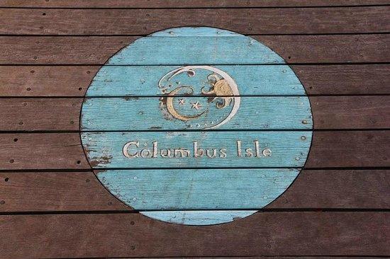 Club Med Columbus Isle: logo