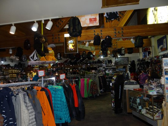 Brighton Ski Resort: store