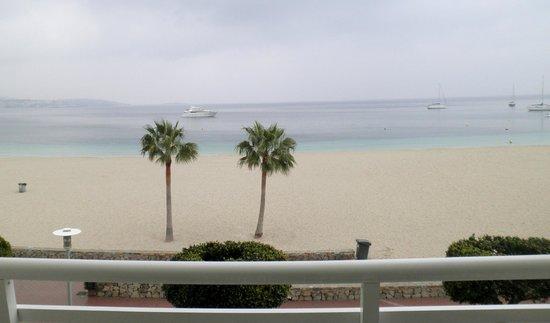 Hotel Son Matias Beach: View from room 204