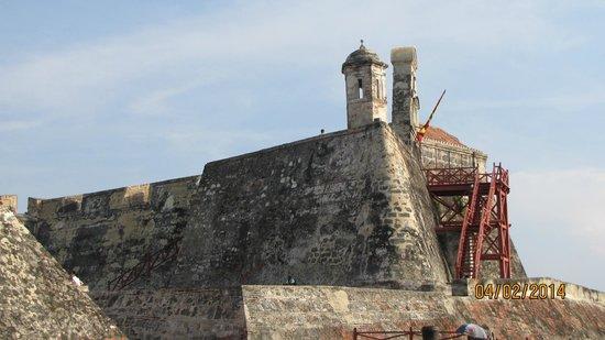 Château de San Felipe de Barajas : Castelo de San Felipe