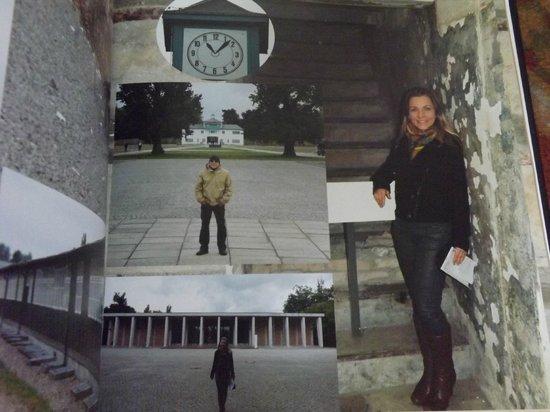 Musee de Sachsenhausen: Campo de CONCENTRAÇÃO SACHSENHAUSEN