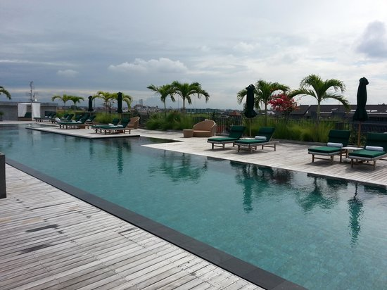 U Paasha Seminyak: Great pool