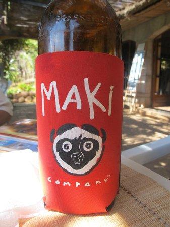Lemurs Park : Пивко после прогулки по парку.