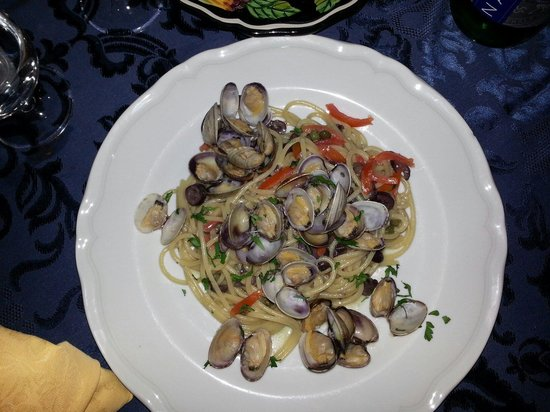 La Vecchia Cantina: A house specialty & masterpiece