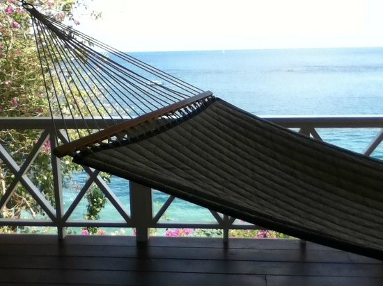 Ti Kaye Resort & Spa: Perfect for late afternoon naps after returning from exploring the island